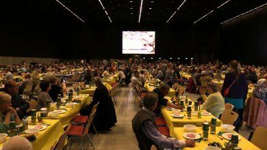 To było największe śniadanie świąteczne w Europie! Metropolitalne Śniadanie Wielkanocne w MCK