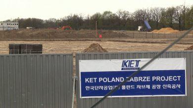 Strefa ekonomiczna w Zabrzu rośnie w oczach. Firma KET z Korei buduje tu swój zakład!