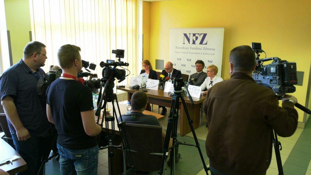 Śląskie: Są dodatkowe pieniądze dla szpitali. To 82 miliony złotych!