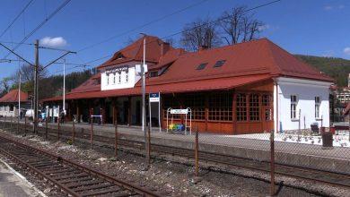 Na nowy dworzec w Wiśle już w sobotę 27 kwietnia przyjedzie POCIĄG SPECJALNY TVS na 11. Urodziny Telewizji TVS!