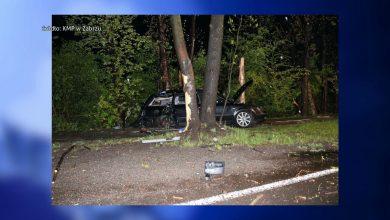 Zabrze: Śmiertelny wypadek na Ofiar Katynia! Za kierownicą Audi pijany kierowca!