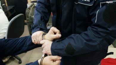 Będzin: nielegalne pistolety, narkotyki i jazda bez prawa jazdy