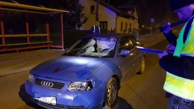 Bielsko-Biała: 19-latek potrącił dwóch 17-latków. Policja szuka świadków wypadku (fot.KMP Bielsko-Biała)
