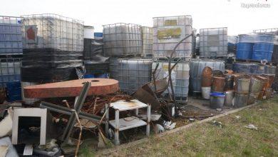 Śląskie: Ponad 4 miliony litrów niebezpiecznych substancji i 10 lat więzienia dla mieszkańca Częstochowy (fot.KMP Częstochowa)