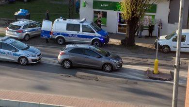 Napad na sklep w Gliwicach! Ekspedientka zamknęła rabusia w sklepie!