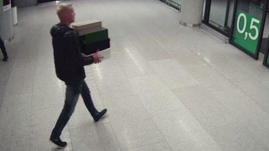 Ukradł buty za 2 tysiące złotych z Galerii Libero. Szuka go policja