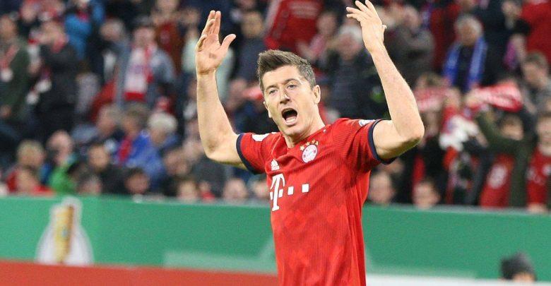 d5d068eec Bayern rozgromił Borussię 5:0! Nieprawdopodobny Robert Lewandowski ...