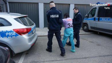 """Tychy: Chciała """"postawić policję na nogi"""". 54-latce grozi do 8 lat więzienia (fot.Śląska Policja)"""