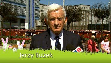 Jerzy Buzek: Niech te święta będą czasem jedności i spokoju [WIDEO]