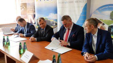 Tychy: Umowa na przebudowę zajezdni PKM Tychy podpisana (fot.UM Tychy)