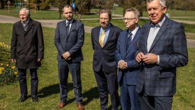 Park Śląski w Chorzowie ma nowego prezesa. To Krzysztof Opałka [WIDEO]