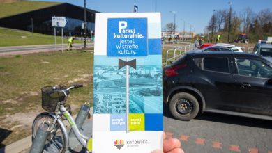 Katowice: Rusza akcja informacyjna przypominająca zasady parkowania w Strefie Kultury (fot.UM Katowice)