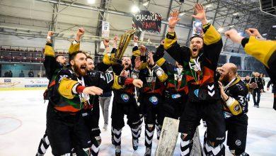 Mistrz! Mistrz! Mistrz! GKS Tychy Mistrzem Polski w hokeju na lodzie! (fot.GKS Tychy/facebook)