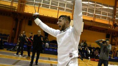Damian Michalak, szpadzista Piasta Gliwice na Mistrzostwach Świata w Szpadzie Juniorów zajął wysokie, 12. miejsce źródło: piast.gliwice.pl/gks-piast