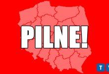 Kolejny wypadek samochodów Służby Ochrony Państwa! Tym razem jednym z aut, jadących w kolumnie, podróżował Prezydent RP, Andrzej Duda.