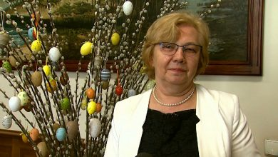 Małgorzata Mańka-Szulik: Te święta to fundament prawdziwego życia [WIDEO]