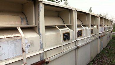 Dąbrowa Górnicza: Kto ustawił nielegalne kontenery do zbiórki odzieży?