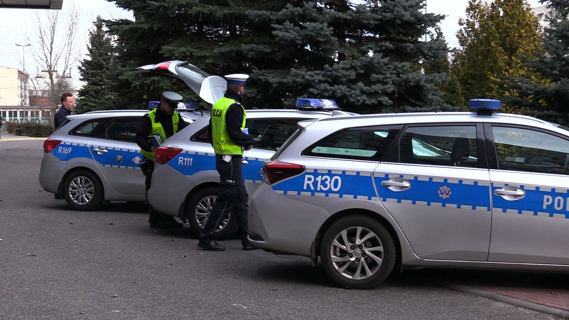 Jaworzno: Policjanci po służbie zatrzymali pijanych kierowców