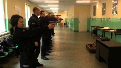 Śląskie: zajęcia otwarte dla wszystkich zainteresowanych pracą w policji [WIDEO] (fot.mat.TVS)