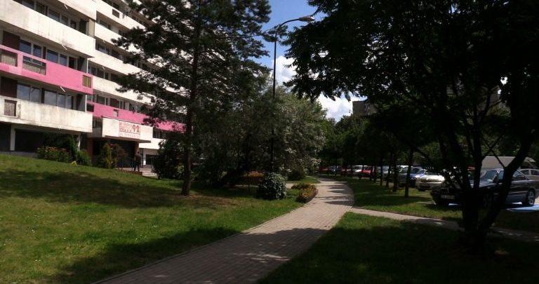 Katowice: Alarm bombowy na Tysiącleciu [WIDEO] (fot.TVS)