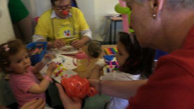Sosnowiec: Dr Clown w Szpitalu Pediatrycznym, czyli Dzień Matki na wesoło i kolorowo!