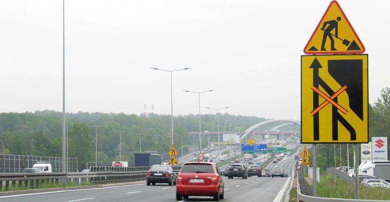 UWAGA kierowcy! Drogowy HORROR na DK 86 w Katowicach! Utrudnienia potrwają dwa lata