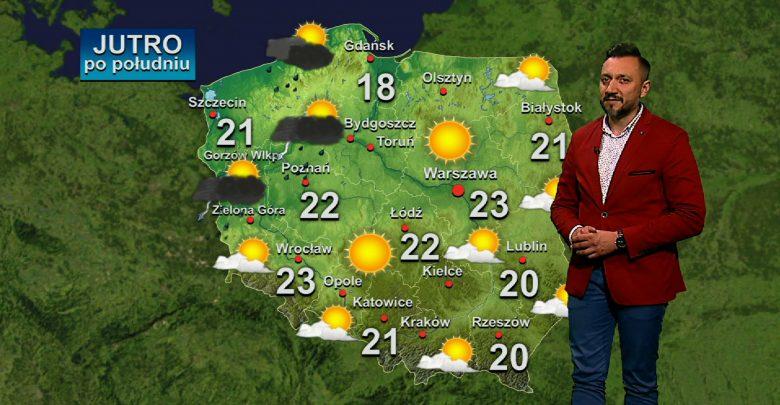 Pogoda na weekend: Będzie pięknie, słonecznie i upalnie!