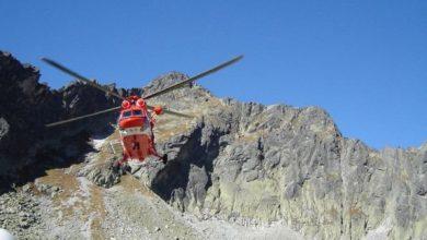 Ratownicy TOPR znaleźli ciało mężczyzny. Turysta prawdopodobnie pośliznął się i spadł z wysokości