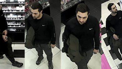 Ktoś kradnie na terenie Rybnika. Policja podejrzewa, że to on [FOTO] Wiecie, kim on jest? (fot. KMP Rybnik)