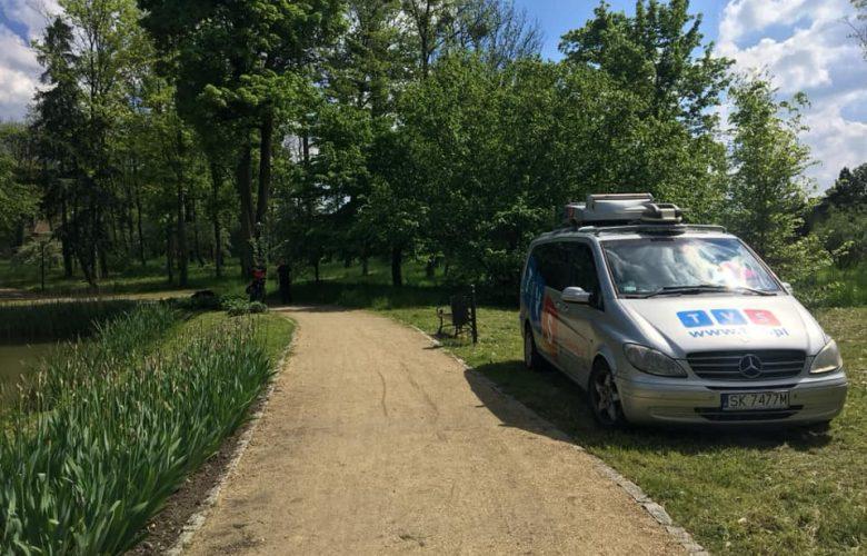 Kompleks Pałacowo-Zamkowy w Koszęcinie to przepiękne miejsce! Idealne na wiosenny spacer pełen słońca...Warto też wziąć udział w Pikniku Leśno-Łowieckim Cietrzewisko!