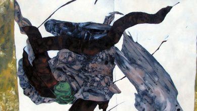 Lubicie abstrakcje? Wernisaż wystawy malarstwa Bartosza Hadrysia w Muzeum Miejskim w Tychach (fot.Bartosz Hadryś)