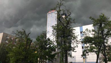 Nad woj.śląskie nadciągają gwałtowne burze. Może nie tylko padać. Możliwe jest także gradobicie!(fot.Paweł Jędrusik)(fot.Paweł Jędrusik)