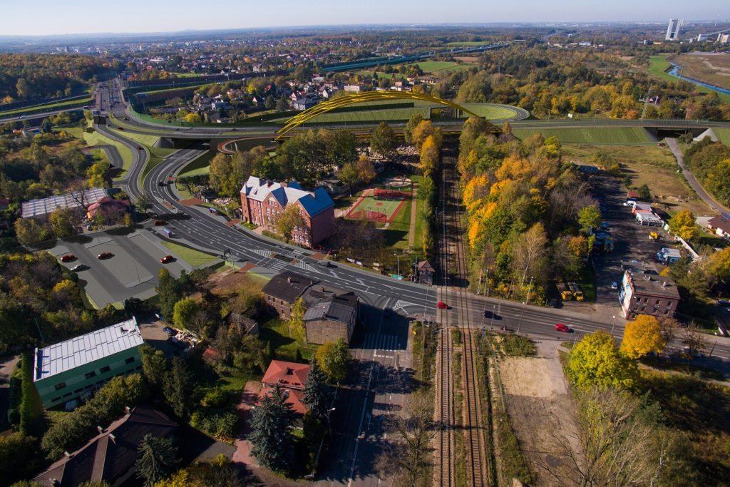 Dziś władze Rudy Śląskiej ogłosiły przetarg na realizację czwartego i ostatniego zarazem, liczącego 1,7 km odcinka trasy N-S, która połączy DTŚ z autostradą A4. To najbardziej skomplikowany etap budowy trasy
