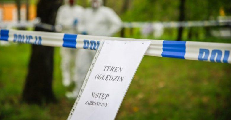 """Zabrali ją z przystanku, zgwałcili w lesie i postrzelili. Nad sprawą """"pracuje"""" 52 policjantów (fot. Policja Świętokrzyska)"""