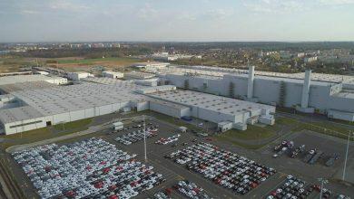 Fabryka PSA w Gliwicach planuje rekrutację. Ilu pracowników przyjmie dawny Opel? (fot.mat.pras.Groupe PSA)