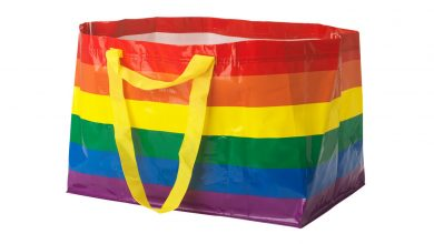 IKEA wprowadza torbę LGBT! Torby w kolorach tęczy dostępne od 1 czerwca