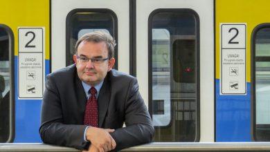 Wojciech Dinges nie jest już prezesem Kolei Śląskich. W środę, 22 maja złożył rezygnację z zajmowanego stanowiska (fot.Koleje Śląskie)