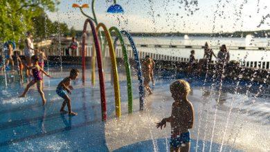 Dzień Dziecka w Tychach. 1 czerwca otwarcie Wodnego Placu Zabaw na Paprocanach i nie tylko (fot.Michał Janusiński)