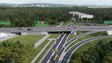 Termin przebudowy węzła Giszowiec na DK 86 w Katowicach został przesunięty!