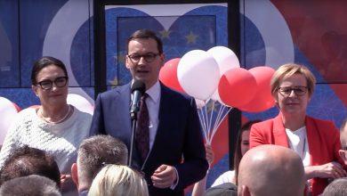 Morawiecki w Będzinie: Są tacy, którzy chcą szybko zlikwidować polski węgiel! [WIDEO]
