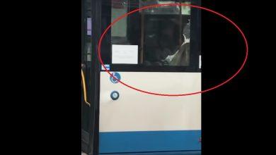 Śląskie: Ostra bijatyka w autobusie. WIDEO nagrali przerażeni pasażerowie! (fot. youtube/rybnik.com.pl)