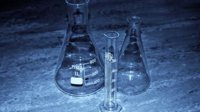 Eksperymentował z substancjami chemicznymi i doprowadził do wybuchu. Grozi mu do 10 lat więzienia (fot.poglądowe/www.pixabay.com)
