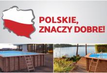 """Firma Abatec produkuje drewniane baseny. Zajrzymy za kulisy pracy firmy ze Słupska w programie """"Polskie znaczy dobre"""""""