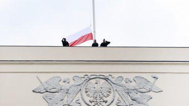 Katowice: Specjalna flaga od Prezydenta RP powiewa już nad gmachem Sejmu Śląskiego (źr:ŚUW)