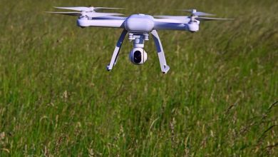 Drony w sytuacjach kryzysowych. Droniada 2019 na lotnisku Katowice-Muchowiec (fot.poglądowe/www.pixabay.com)