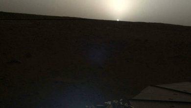 Zobacz jak wygląda wschód i zachód słońca na Marsie. Nasa publikuje zdjęcia