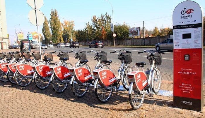 Zintegrowane rowery miejskie: 6 tysięcy przejazdów między miastami Metropolii