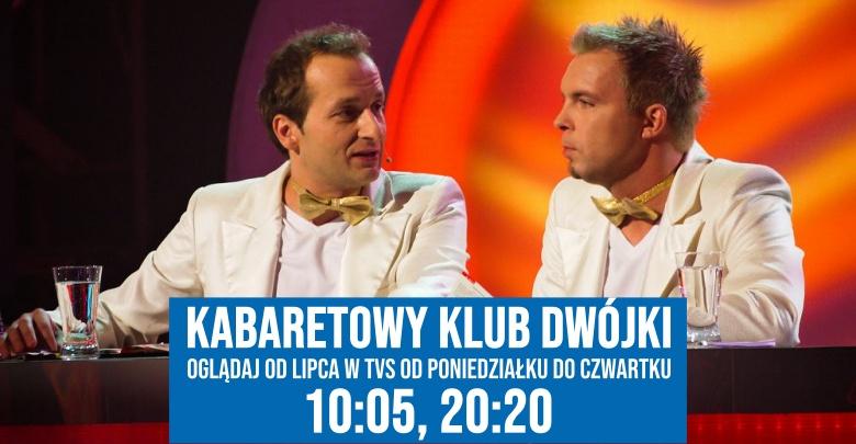 (Kabaretowy Klub Dwójki fot. telemagazyn.pl)