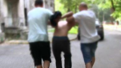 Brutalny napad na grupę nastolatków w autobusie [WIDEO] W ruch poszły maczety, gaz pieprzowy i pistolet gazowy (fot.policja.pl)