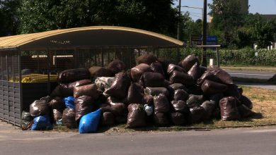 W Jaworznie wszystko zacznie gnić i śmierdzieć! Nikt nie odbiera odpadów biodegradowalnych!